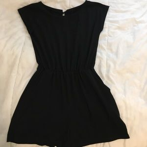 Other - Small black romper